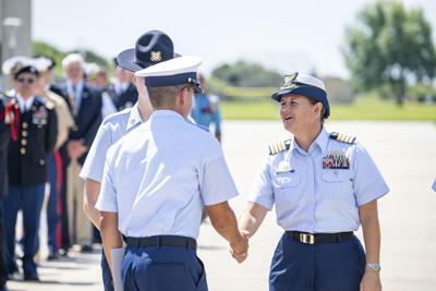 Coast Guard Training Center Cape May - File Photo