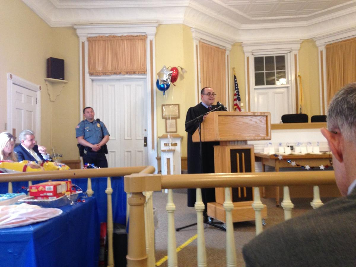 Lives Changed for 20 by Drug Court, Graduation Held in Historic Courthouse