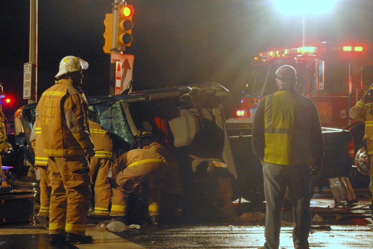 Parkway Crash Injures Two Men; One Critically | Accidents ...