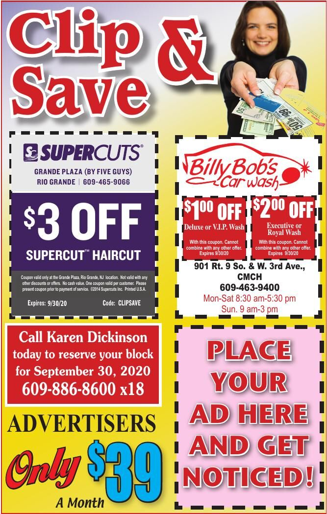 Clip N Save for 08-26-2020