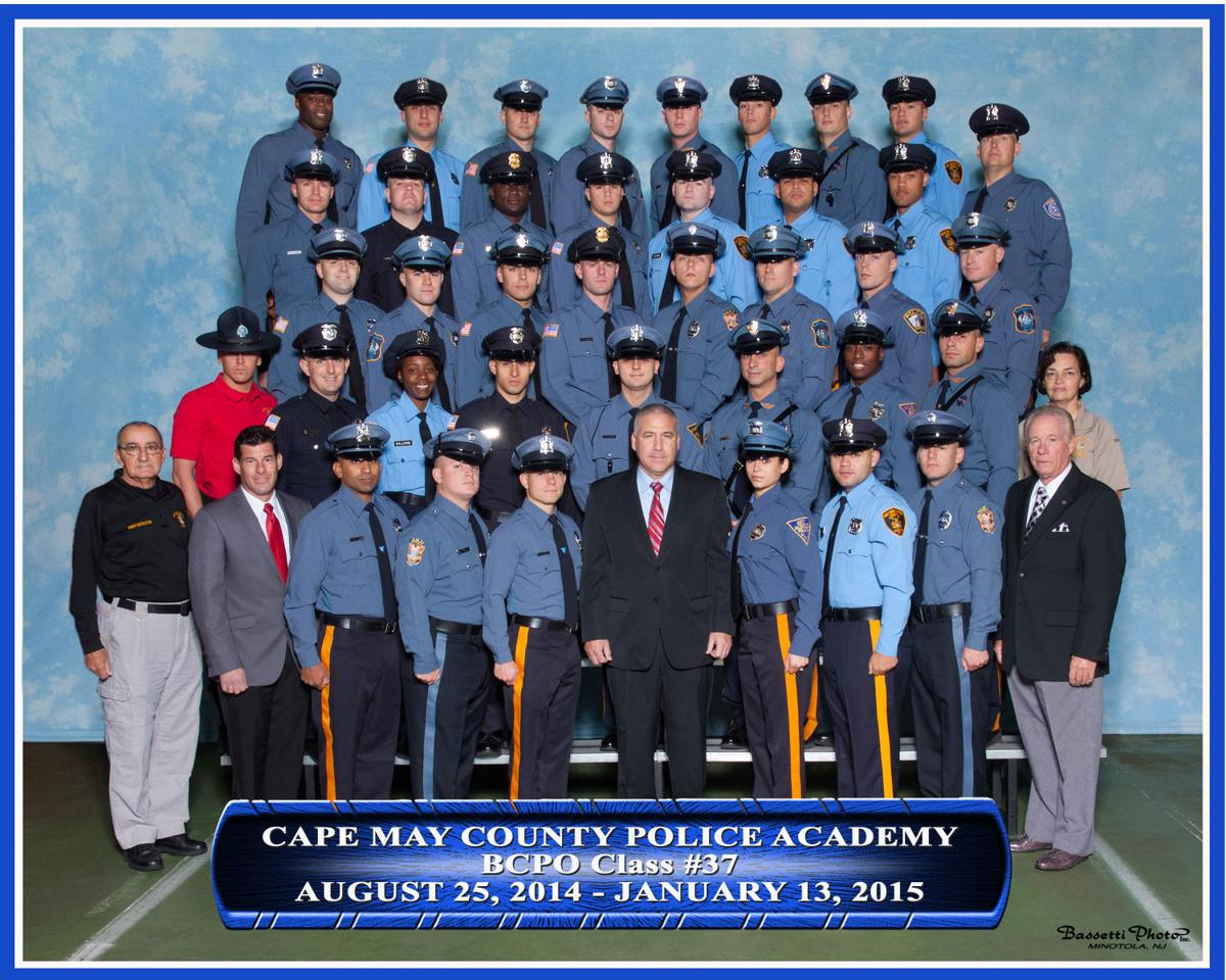 Police Officers Graduate from County Police Academy