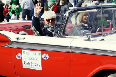 N. Wildwood Honors McGee At St. Patrick's Day Parade
