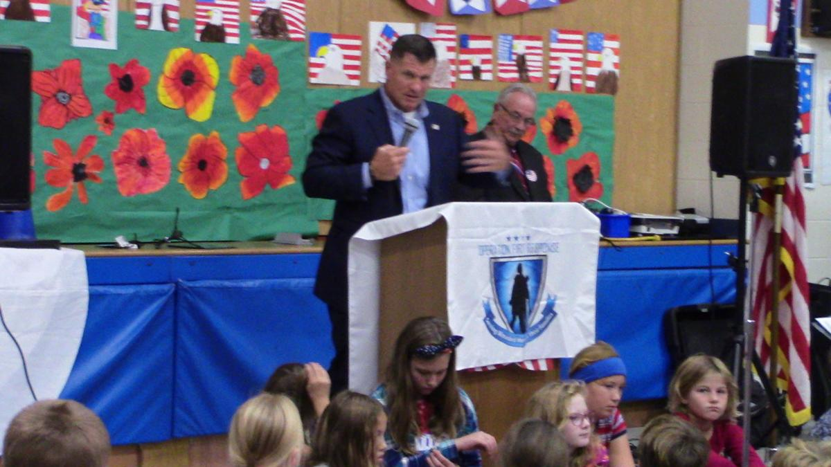 West Cape May Elementary Students Honor Borough Veterans