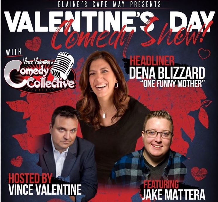 Valentines Day Comedy Show