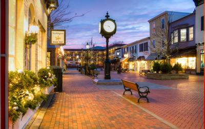 The Washington Street Mall Presents Christmas In Cape May