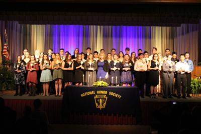 Cape Tech Announces National Honor Society Inductees