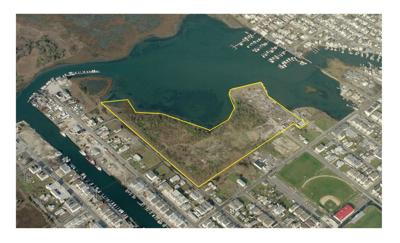 Wildwood Back Bay Development Site - File Photo