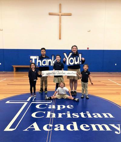 Christian School Raises $30,000 for Scholarships