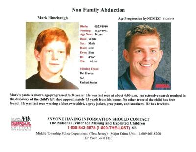 Missing 28 Years, Mark Himebaugh's Disappearance Remains a Mystery