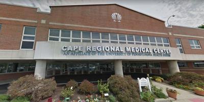 Cape Regional Medical Center - File Photo