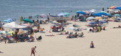 Cape May Beach Tags Meter Revenue Up