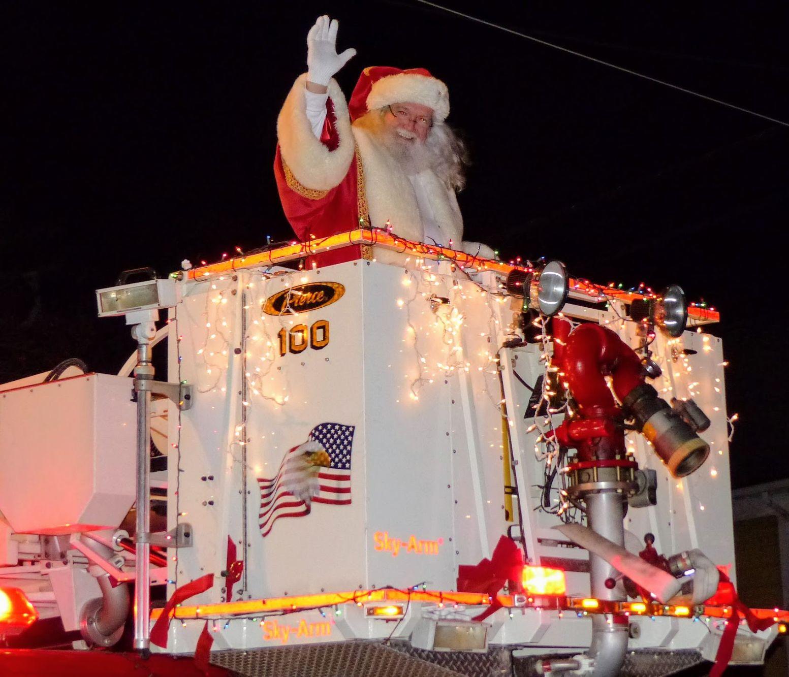 Middle Twp. Christmas Parade & Tree Lighting | Photo Galleries ...