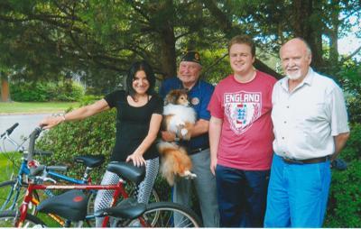 Seeking Bikes for Homeless Vets