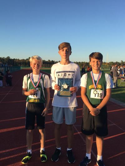 Bishop McHugh Students Earn Top Honors  at Regional Cross Country Championship