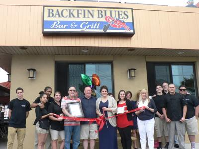 BackFin Blues Bar & Grill Celebrates Grand Opening in