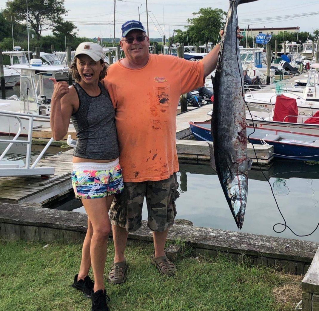 Fishing Line: August 14