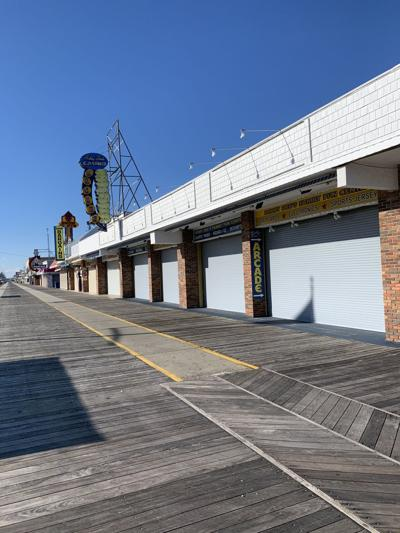 Wildwoods Boardwalk and Beaches Stay Open, Possible Closure Looms