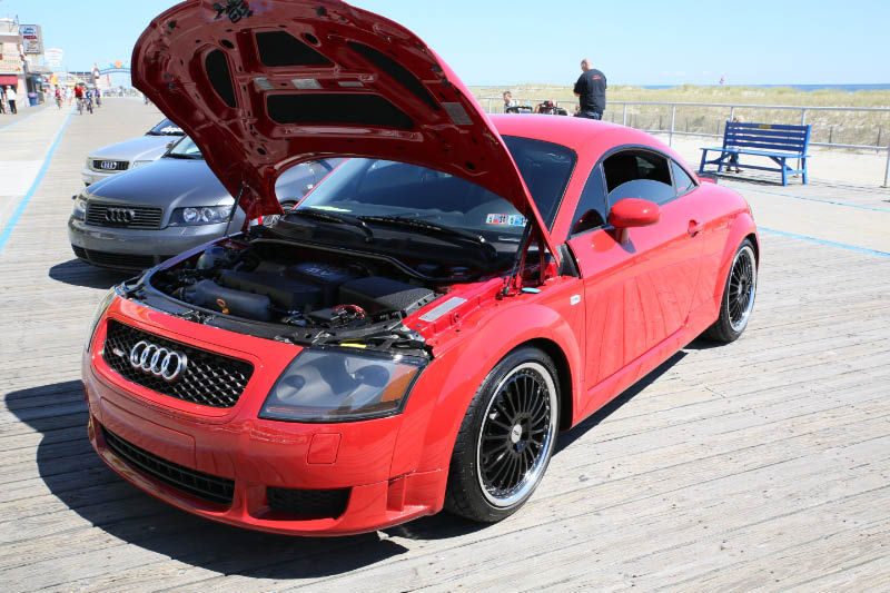 PHOTOS North Wildwood Holds VW And Audi Car Show Arts - Wildwood car show