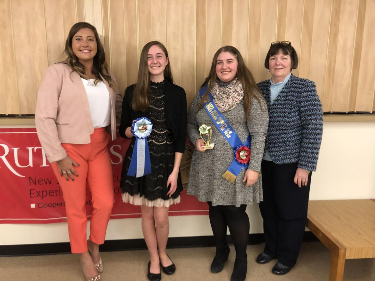 County 4-H Announces 2019 4-H Equestrian of the Year Contest Winners