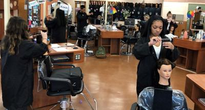 Salon Services Available at Cape Tech High School