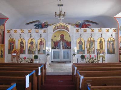 Ethnicity, Faith Intersect in Greek Orthodox Community