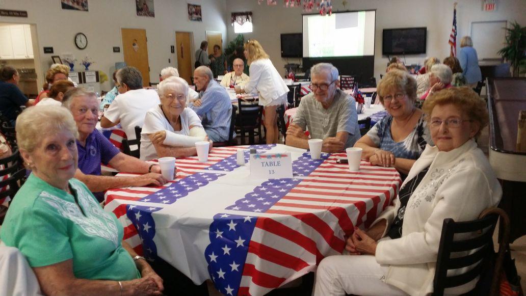 PHOTOS: Annual Dennis Twp. Senior Center BBQ
