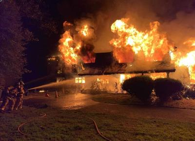 Early Morning Erma Structure Fire Brings Multi-Agency Response