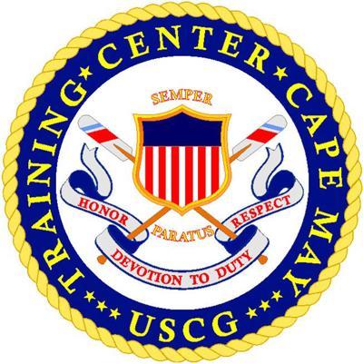 USCG TRACEN logo