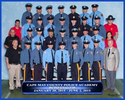 38th Basic Course for Police Officers to Graduate June 2