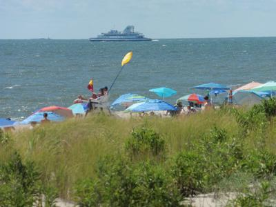 DEP: Ocean Water in County Safe for Bathers