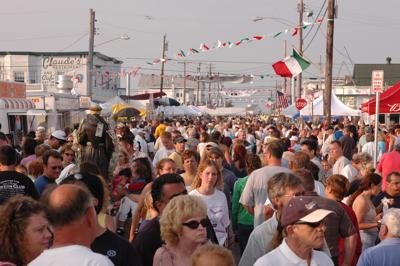 Lack of Volunteers Leads to Loss of Host for Italian-American Festival