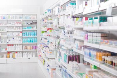 Pharmacy,Interior
