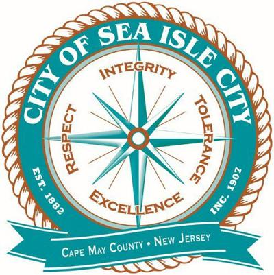 Sea Isle City Logo - Use This One