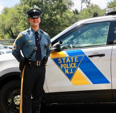 State Trooper on Vacation Rescues Man from Drowning