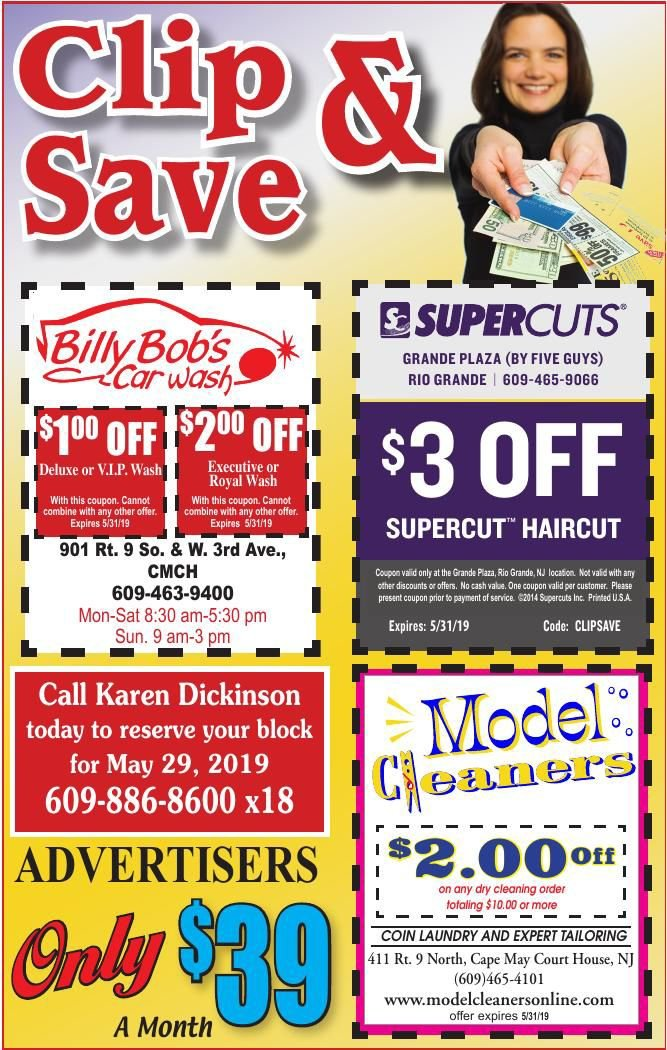 Clip N Save for 04-24-2019