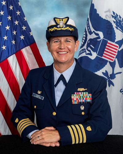 Letter to the Editor from Coast Guard Captain Kathy Felger