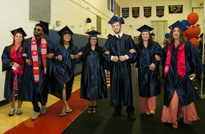 Atlantic Cape Holds Graduation