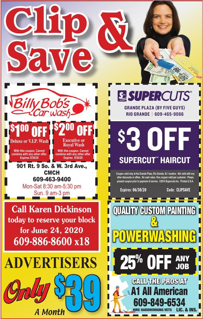 Clip N Save for 05-27-2020