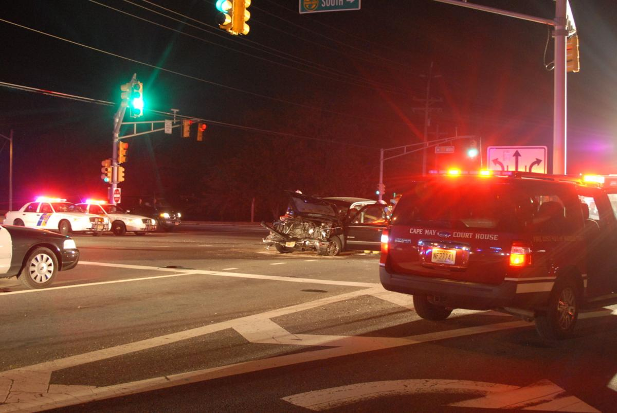 Two-Car Crash at Stone Harbor Blvd. and Garden State Parkway Update ...
