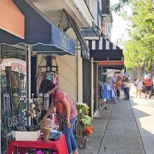 Visit the Merchant's Day Sidewalk Sale in Stone Harbor August 27-30