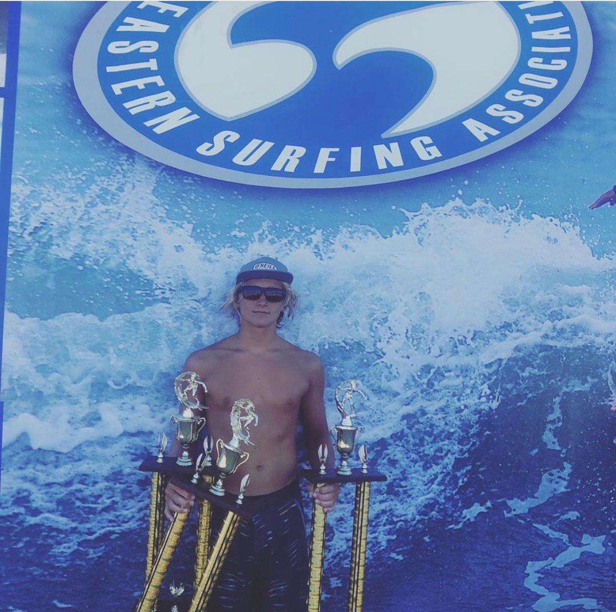 South Jersey Surfers Make Mark at Easterns Surfing Championships