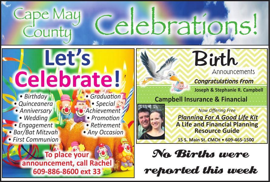 Celebrations for 03-25-2020