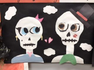 Cape Trinity Catholic Pupils Create Artwork for Mexican Holy Day