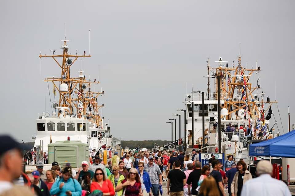 2020 Coast Guard Community Festival