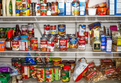 Postal Food Collection Solicits Donations