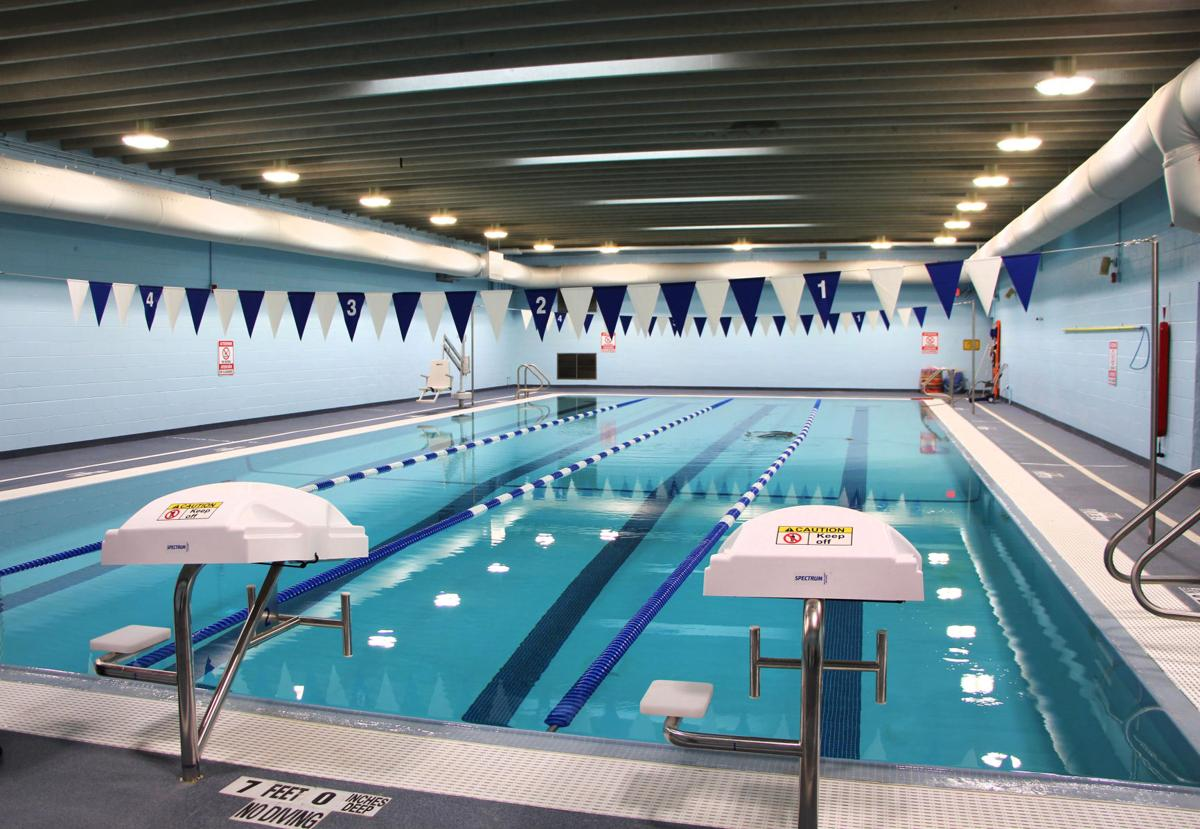 Cape May City Elementary School Pool Grand Opening Oct 12 Schools