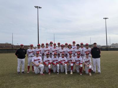 Baseball Red Raiders