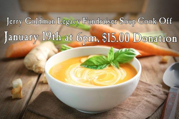 Jerry Goldman Soup Cook Off