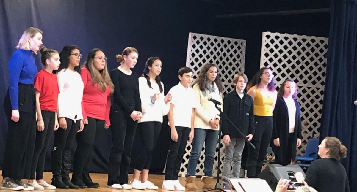 Middle Township Middle School Highlights Panther Block Program