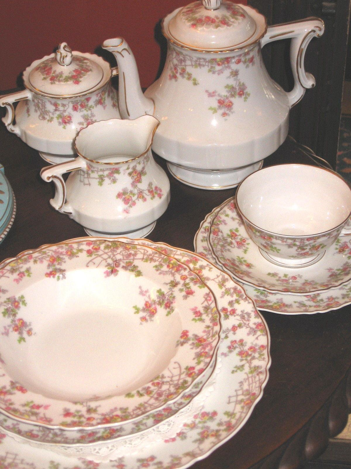 ANTIQUES — Are You Sure You Want to Sell That Limoges China